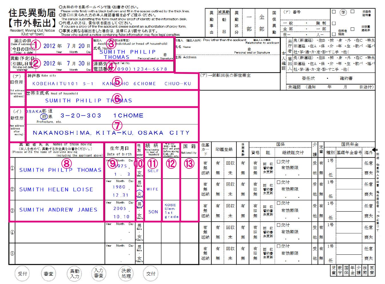 届 書類 転入 必要 【2021最新】新宿区で転入届を出す方法を詳しく解説<ワクワクドキドキ新生活>|マチしる東京