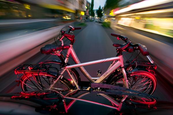 自転車輸送